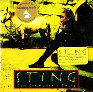 Sting - Summoner's Tale CD first internet purchase