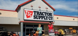 Tractor Supply using BOPIS