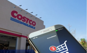 Costco e-commerce is working