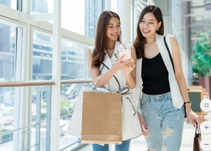 Consumers love their shopping apps