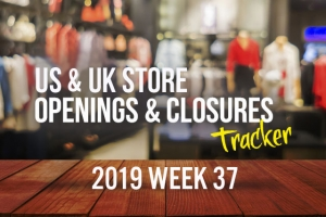latest US and UK retail closures