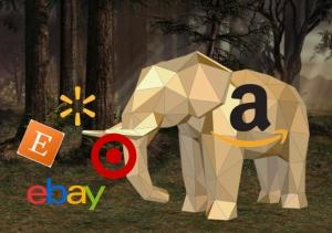 Amazon dominates US e-commerce