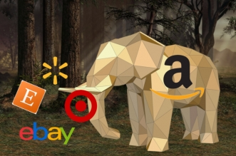 Amazon dominates US e-commerce