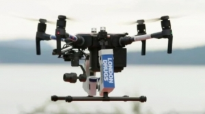 London drugs drone delivery in BC