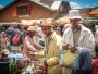 shopping at a Madagascar market