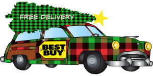 Best Buy offers free delivery on online purchases