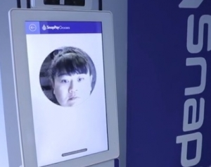 SnapPay facial recognition payments