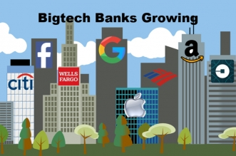 Bigtech banks coming