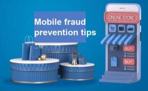 mobile fraud prevention tips